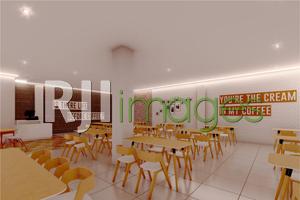 Desain Inspiratif Ruko Cafe Viar Kharisma#4