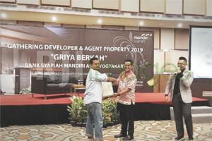 Gathering 'Griya Berkah' 2019 Bank Mandiri Syariah Area Yogyakarta#2