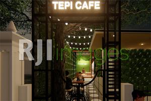 Inspirasi Design TEPI CAFE - Taman Pintar Yogyakarta#1