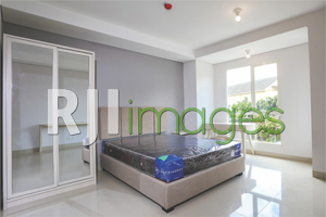 Mockup unit fully furnished tipe Deluxe