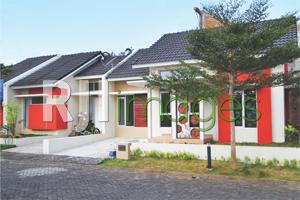 Model hunian tipe 50 cluster Tulip-Alamanda Estate Magelang