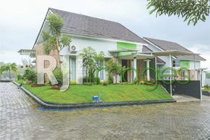 Model rumah Villa Gardenia tipe 70-hook, dengan variabel kavling 120-150 meter