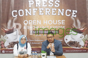 Open House & Show Unit Expose Tana Babarsari#1