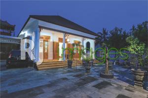 Rumah Loji Kolonial Nostalgia & Impian Aris Suharyanta