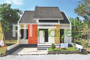 Rumah ready stock tipe 60 Puri Manggisan Permai Magelang