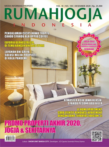 RumahJogja Indonesia edisi Desember 2020