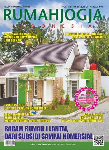 RumahJogja Indonesia edisi 85 | Juni 2019