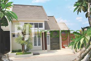 Unit rumah tipe 50, Mukti Sendangtirto Residence