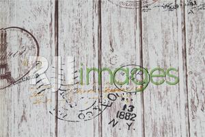 Wallpaper motif bernuansa vintage