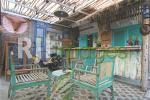 Furniture bergaya rustic
