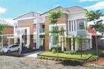 Kawasan rumah 2 lantai tipe 90 & tipe 100 dalam kawasan pengembangan Grand Tlogo