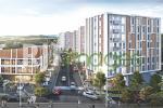 Perspektif area Cornell Apartment Barsa City