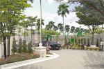 Perspektif fasilitas playground Permata Bangunjiwo Regency