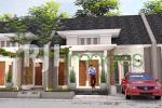 Perspektif rumah tipe 47 Arsita Regency Titibumi